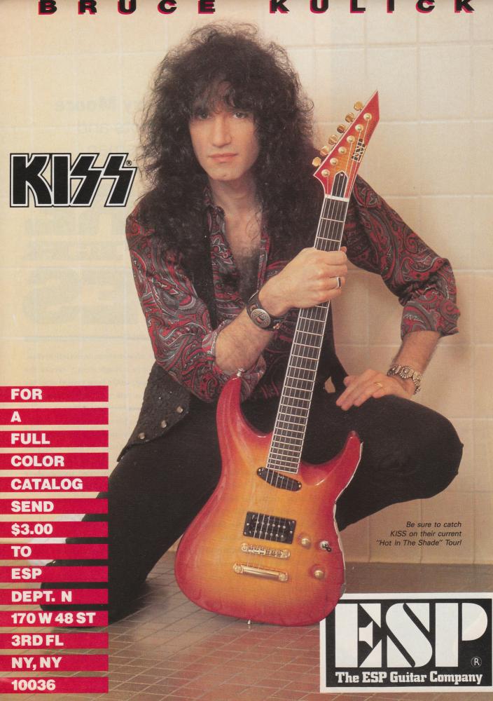 ESP Advertisement 1990