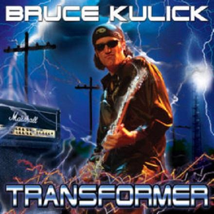 Transformer Album Cover