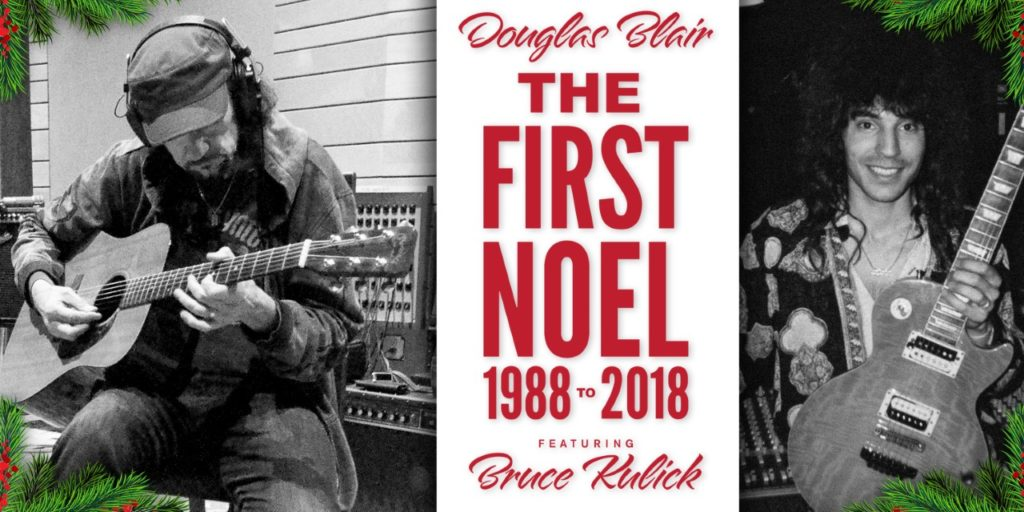 Bruce Kulick The First Noel WASP