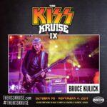 Bruce Kulick KISS KRUISE IX