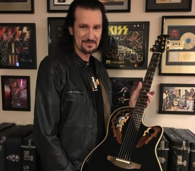Bruce Kulick Ovation Elite