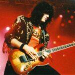 KISS GUITAR of the MONTH 1987 ESP Sunburst Horizon
