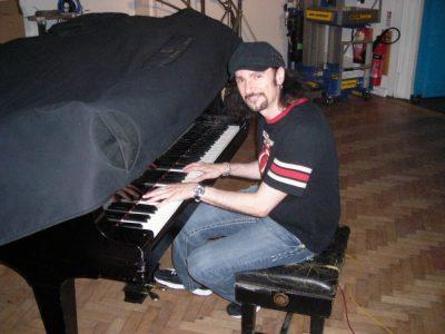 Abbey Road Piano 2007