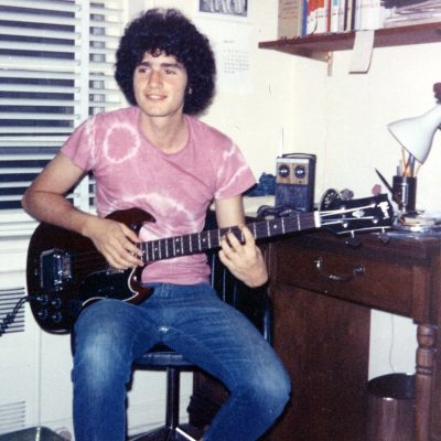 Bruce Kulick And His EB3 1972