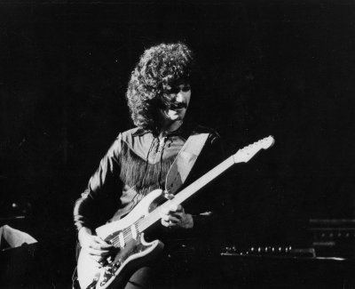 Bruce Kulick With Meat Loaf 1978