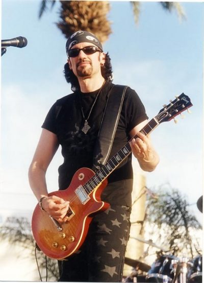 Live with GFR Indio, CA 2002