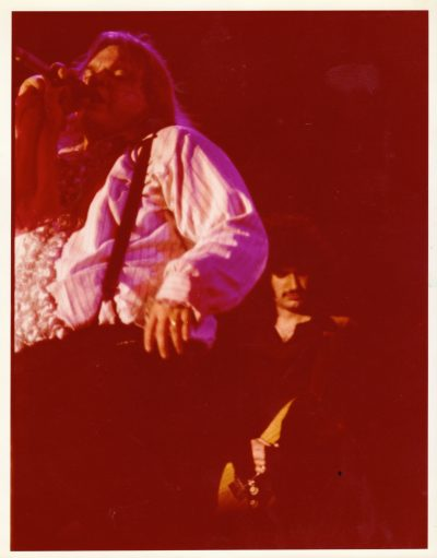 Bruce Kulick With Meatloaf 1977-78
