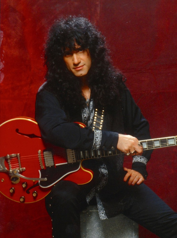 Red Guitar 1992