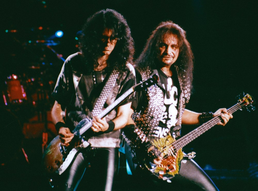 LP JR KISS BK and Gene 1992