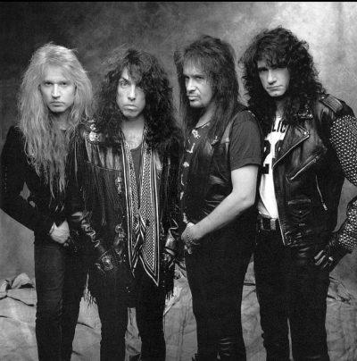 KISS Revenge 1992