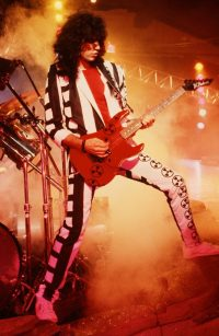 KISS Guitar of the Month BC RICH RADIOACTIVE GUNSLINGER